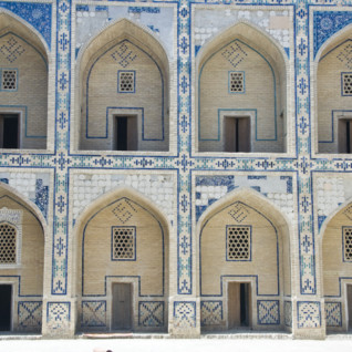 Uzbekistan: Cities of the Silk Road Tour - October 2016 and 2017