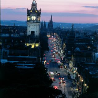 Scotland's Great Cities