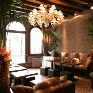 Interior at Ca Maria Adele, luxury hotel in Italy