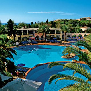 Forte Village hotel, luxury hotel in Sardinia, Italy