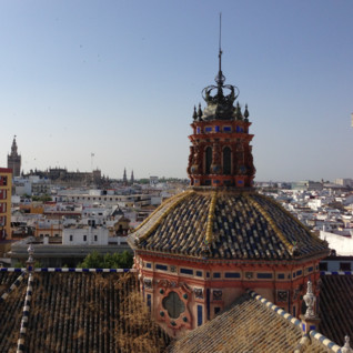 View Across Seville