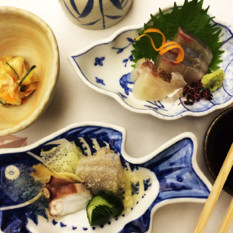 Sashimi in Japan