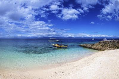 Beach in Moalboal
