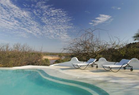 Sasaab pool view