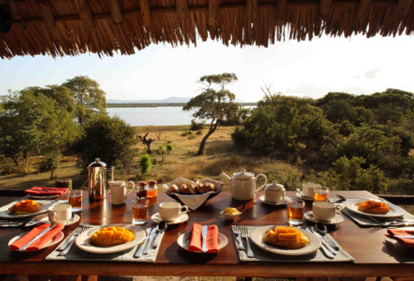 Breakfast View at Siwandu
