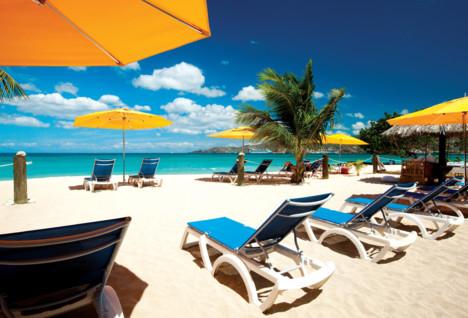 Mount Cinnamon Beach Cabana