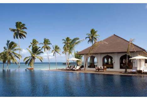 The Residence Zanzibar Pool