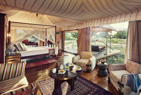 Ultimate Travelling Camp