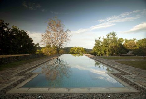 Living heritage pool