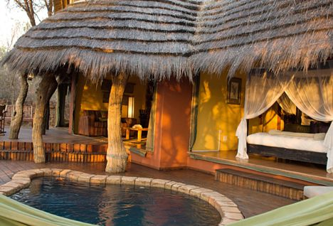 Jaci's Lodge Pool