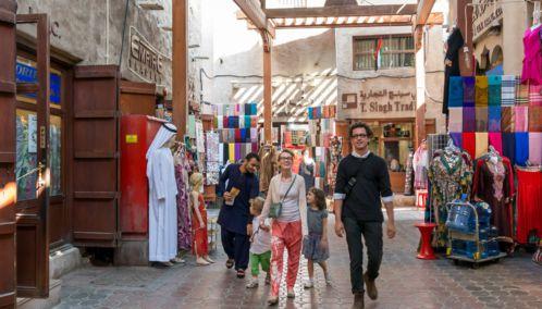Family Holiday, Dubai