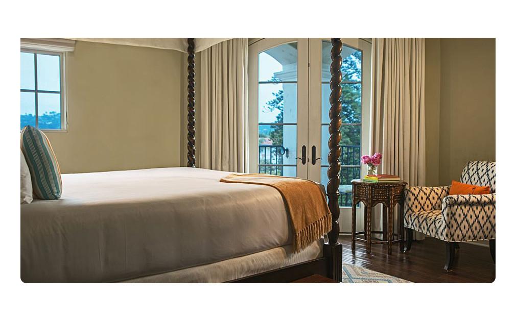 Canary Inn Hotel Bedroom at Canary Hotel