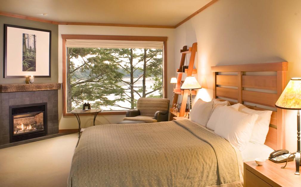 Premier Inn Rooms Room at Wickaninnish Inn
