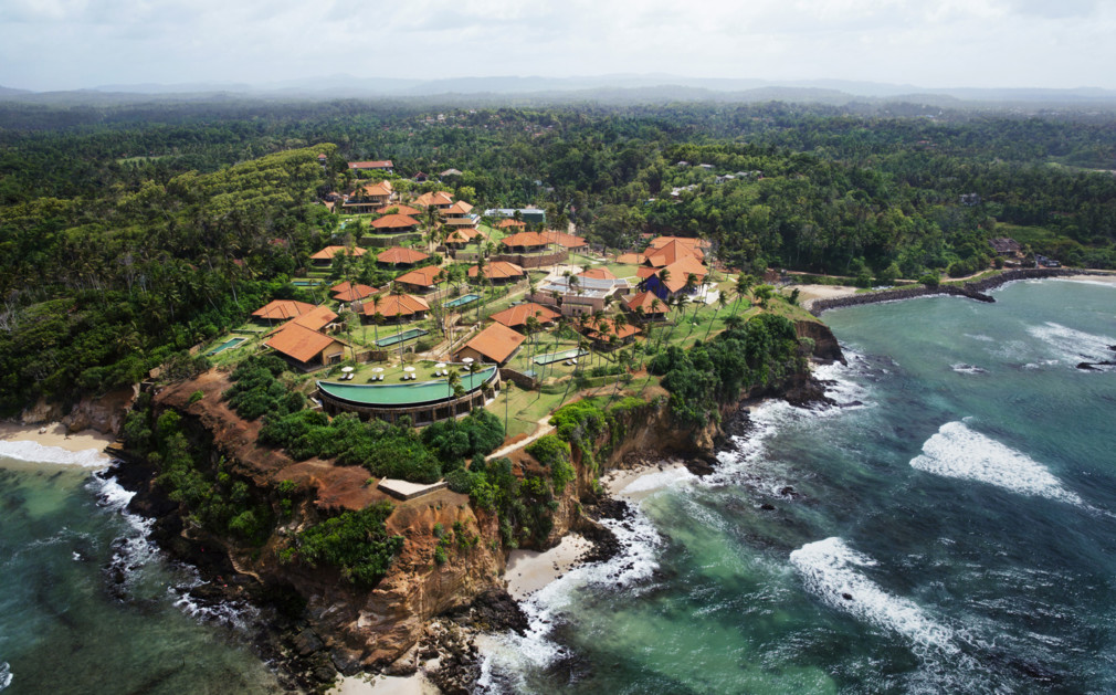 Weligama Sri Lanka  City new picture : Cape Weligama Luxury Hotel Sri Lanka Original Travel