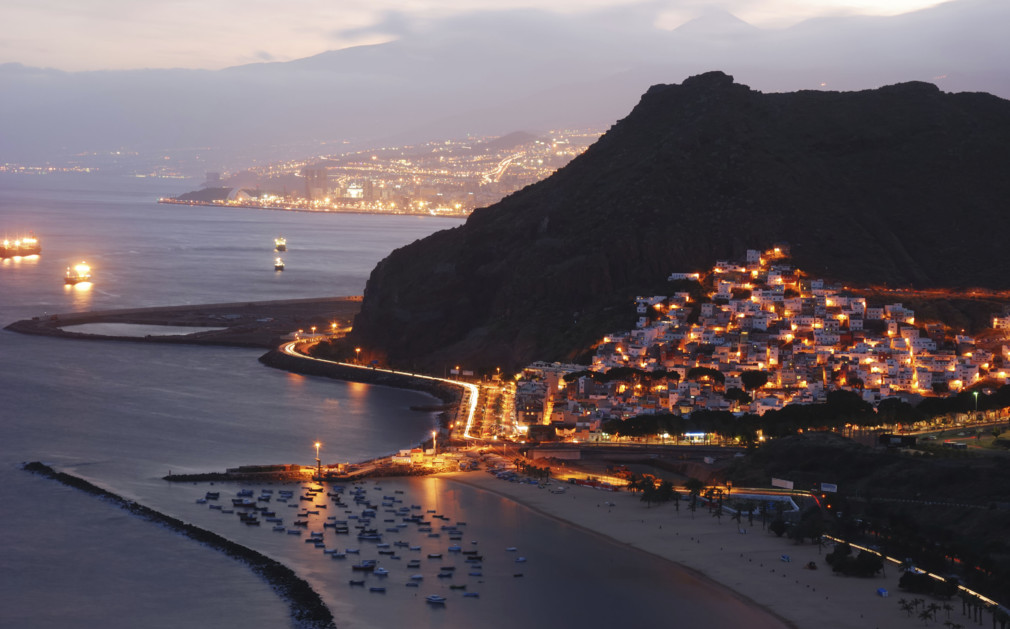 Luxury boutique hotels in the canary islands for Designhotel teneriffa
