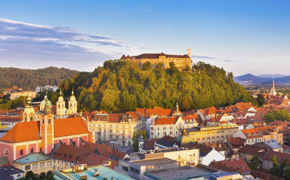 Znalezione obrazy dla zapytania ljubljana castle