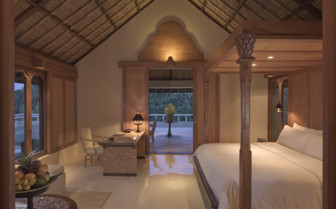 Picture of Garden Suite Bedroom at Amankila