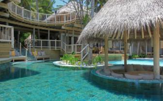 Picture of Jungle Reserve Pool at Soneva Fushi