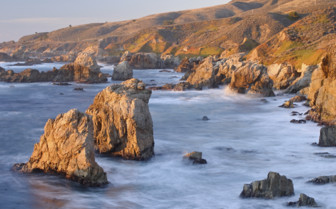 Big Sur's Coastline