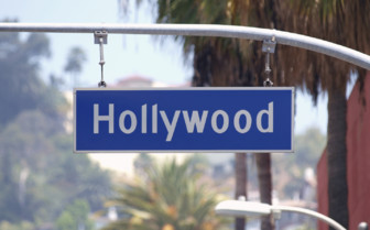 A Road Sign for Hollywood