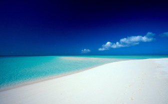 Picture of beautiful Turks and Caicos Beach