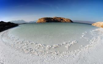 Picture of Lake Assal Djibouti