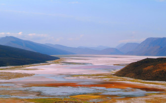Picture of Djibouti scenery