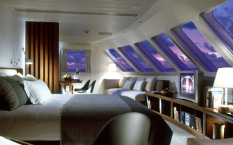 Picture of the Suite onboard the Four Seasons Explorer