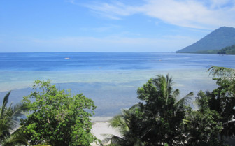 Picture of Bunaken national park Northern Sulawesi