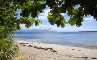 Picture of Siladen beach Northern Sulawesi