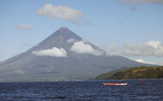 Picture of Mt Mayon