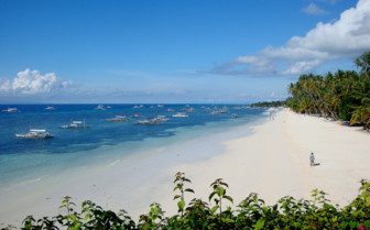 Picture of Bohol beach