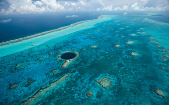Picture of Belize Barrier reef