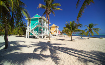 Picture of a beach at Little Cayman