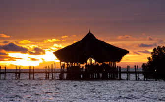 Picture of Sunset at Pemba Island