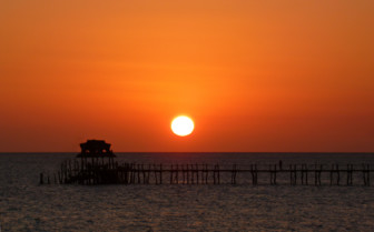 Picture of Sunset on Pemba Island