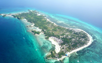 Picture of Malapascua Aerial
