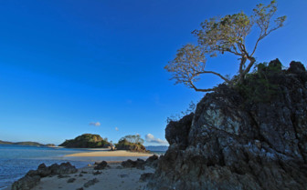 Picture of Palawan rocks