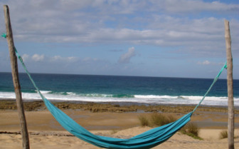 Picture of Hammock in Tofo