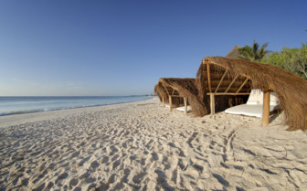Picture of a beach on the Yucatan Peninsula