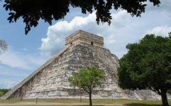 Picture of Chichen Itza Mexico