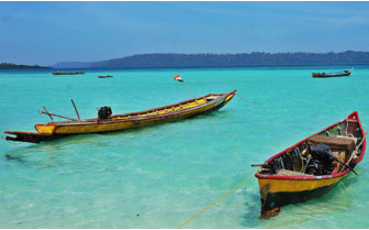 Picture of Andaman islands boats