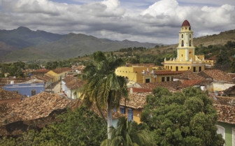 Trinidad in Cuba