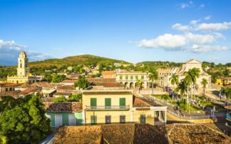 Trinidad city, Cuba