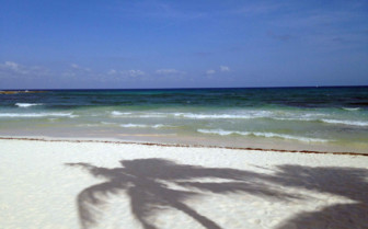 Beaches of the Yucatan Peninsula