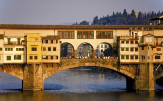 The Ponte Vecchio Bridge