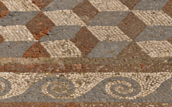A Mosaic Floor in Delos