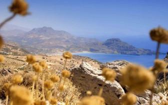Cretan Cliffs