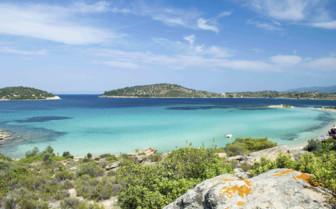 A Bay in Halkidiki