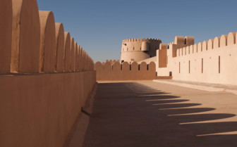 Ramparts in the Empty Quarter